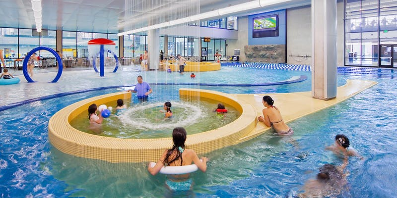 Autism - Friendly Swim @ Campus Recreation and Wellness Center